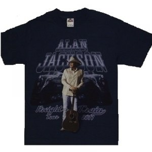 T-Shirt - Blue Freight Train