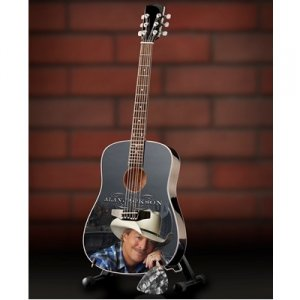 Alan Jackson Mini Guitar