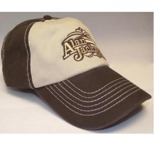 Hat - Brown Guitar Logo